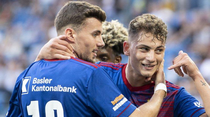 Football – Conference League: Bâle en play-off avec la manière, Lucerne s'incline logiquement