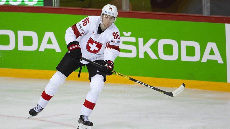 Janis Moser a été choisi en 60e position de la draft NHL par les Arizona Coyotes (archives).