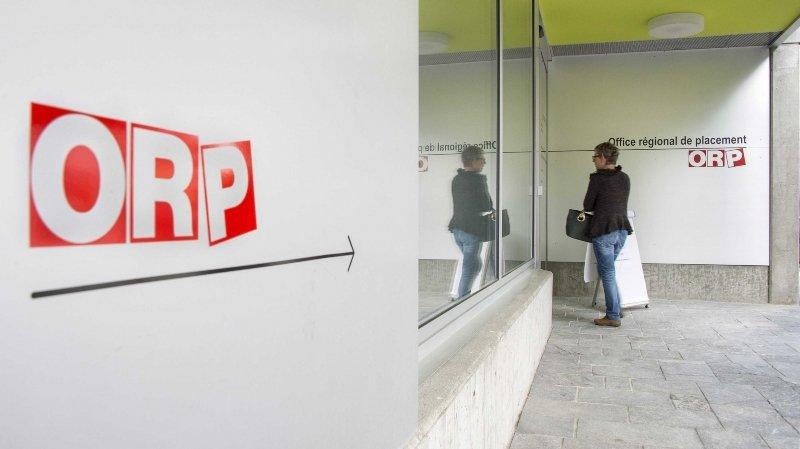 Le nombre de dossiers confiés aux ORP valaisans continue de diminuer.