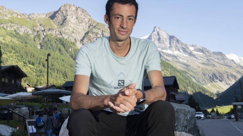 «Sierre-Zinal, c'est comme une deuxième famille», confie la star du trail Kilian Jornet