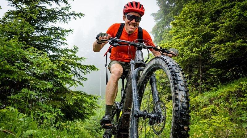 A la découverte de l'E-Bike, samedi 24 juillet, au nouvel E-Bike Park de Torgon.
