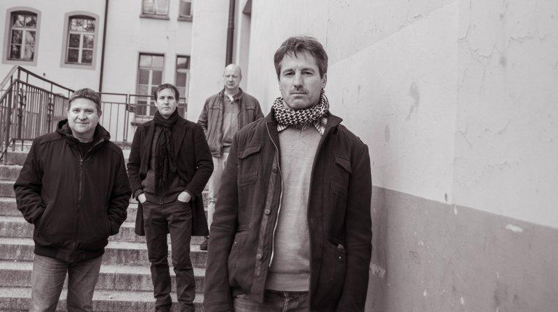 Le 29 juillet, les Jeudis jazzy accueilleront le quartet valaisan Exquisición, avec notamment Jonas Imhof.