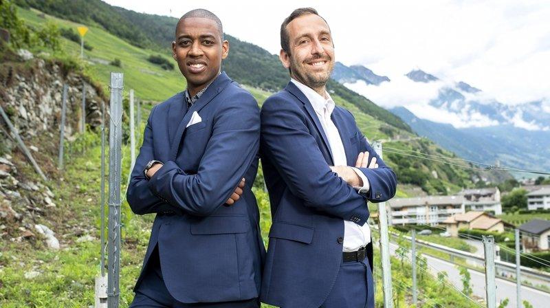 Gelson Fernandes et Massimo Cosentino retrouvent leur canton d'origine à la direction du FC Sion après des expériences bien remplies à l'étranger.