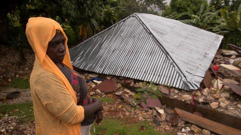 Haïti: après le séisme, une tempête tropicale s'est abattue sur l'île