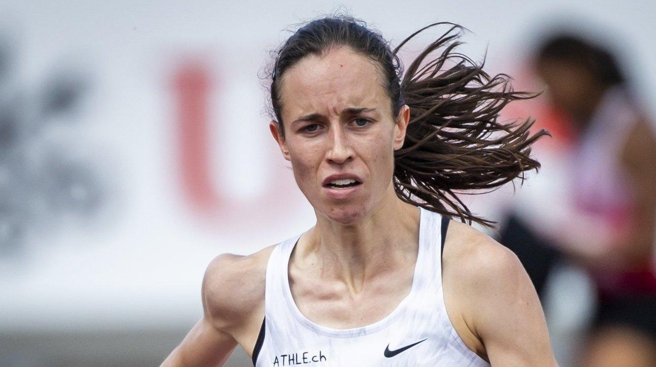 Athlétisme: Lore Hoffmann pulvérise son record personnel sur 400 mètres