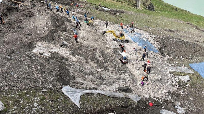 Avalanche de Mauvoisin: la famille du jeune guide décédé témoigne de l'incroyable élan de solidarité