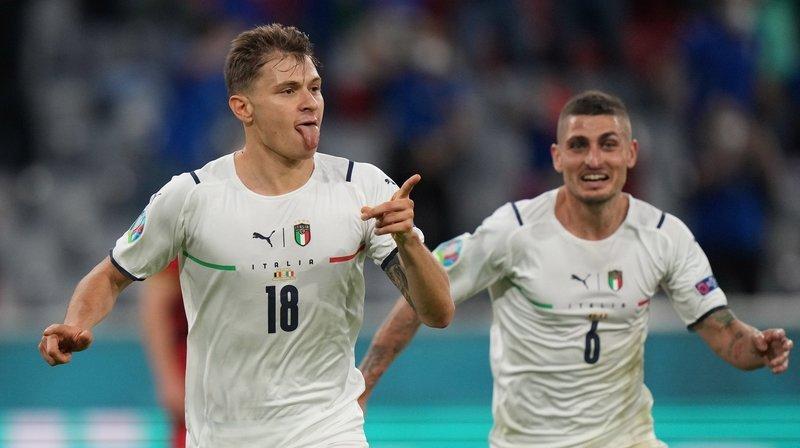 Euro 2021: «L'Italie a bien plus d'options dans son jeu», estiment nos consultants