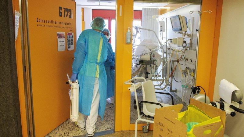 Un test Covid obligatoire par semaine pour le personnel soignant non vacciné ou non guéri