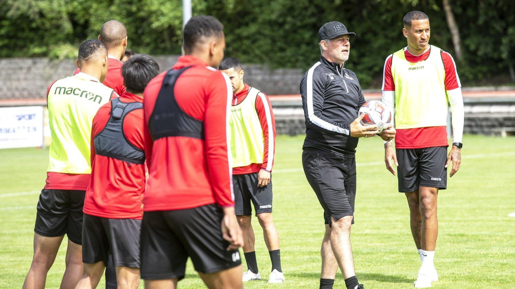 Football: le FC Sion fait son entrée en Coupe de Suisse contre une deuxième ligue interrégionale bâloise