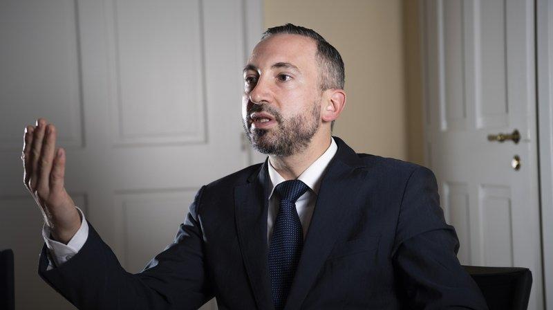 Frédéric Favre est le seul conseiller d'Etat romand non vacciné, selon la RTS
