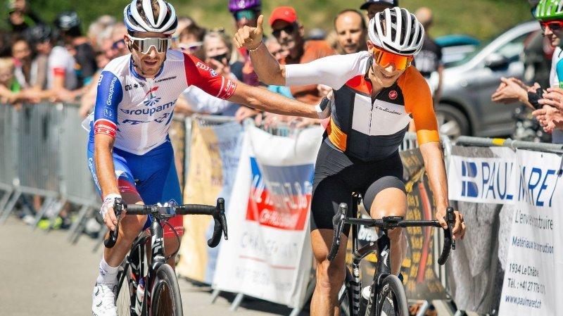 Cyclisme: Raphaël Addy remporte son premier Martigny-Mauvoisin