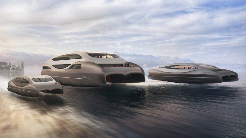 Une start-up valaisanne dans la course au bateau zéro émission de CO2