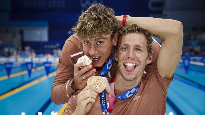 Jeux olympiques: le top 5 des exploits suisses à Tokyo