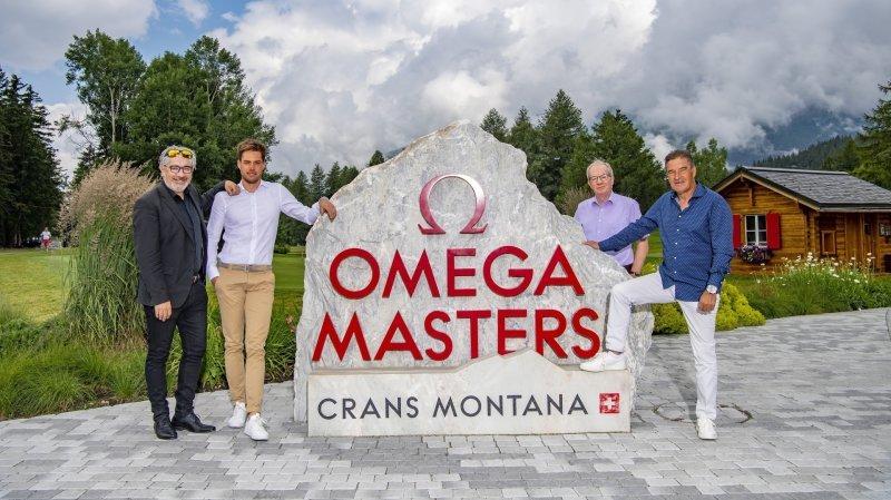 Avant l'Omega European Masters de Crans-Montana: «Le monde amène le monde»