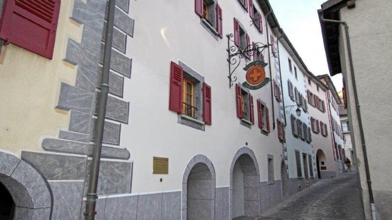 La gratuité au Musée de la fausse monnaie de Saillon: l'un des privilèges offerts aux titulaires de la carte d'hôte étoffée proposée par la Ville de Sion.