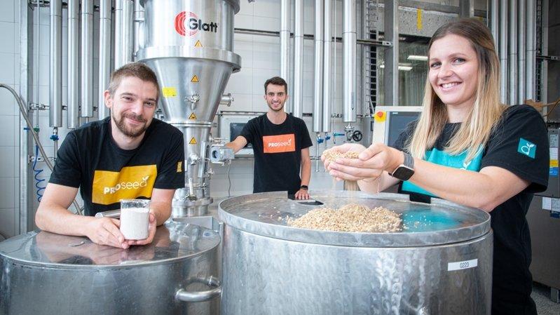 Valais: quand le brassage de la bière donne lieu à de nouvelles sources de protéines