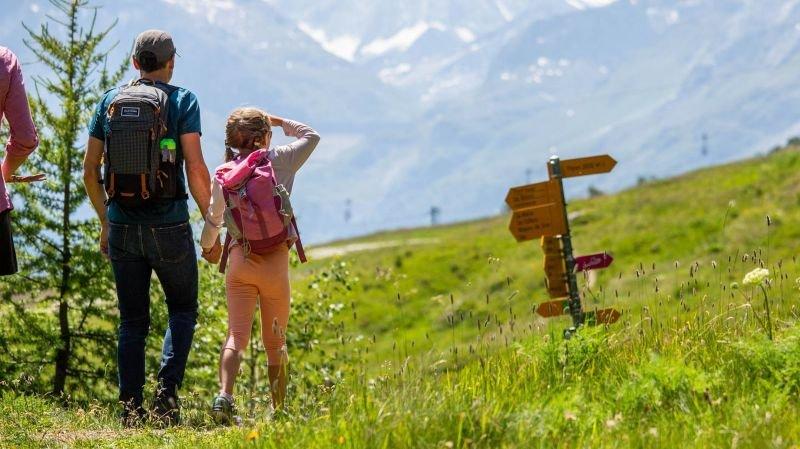 Thyon: un dimanche dans la nature dédié aux enfants