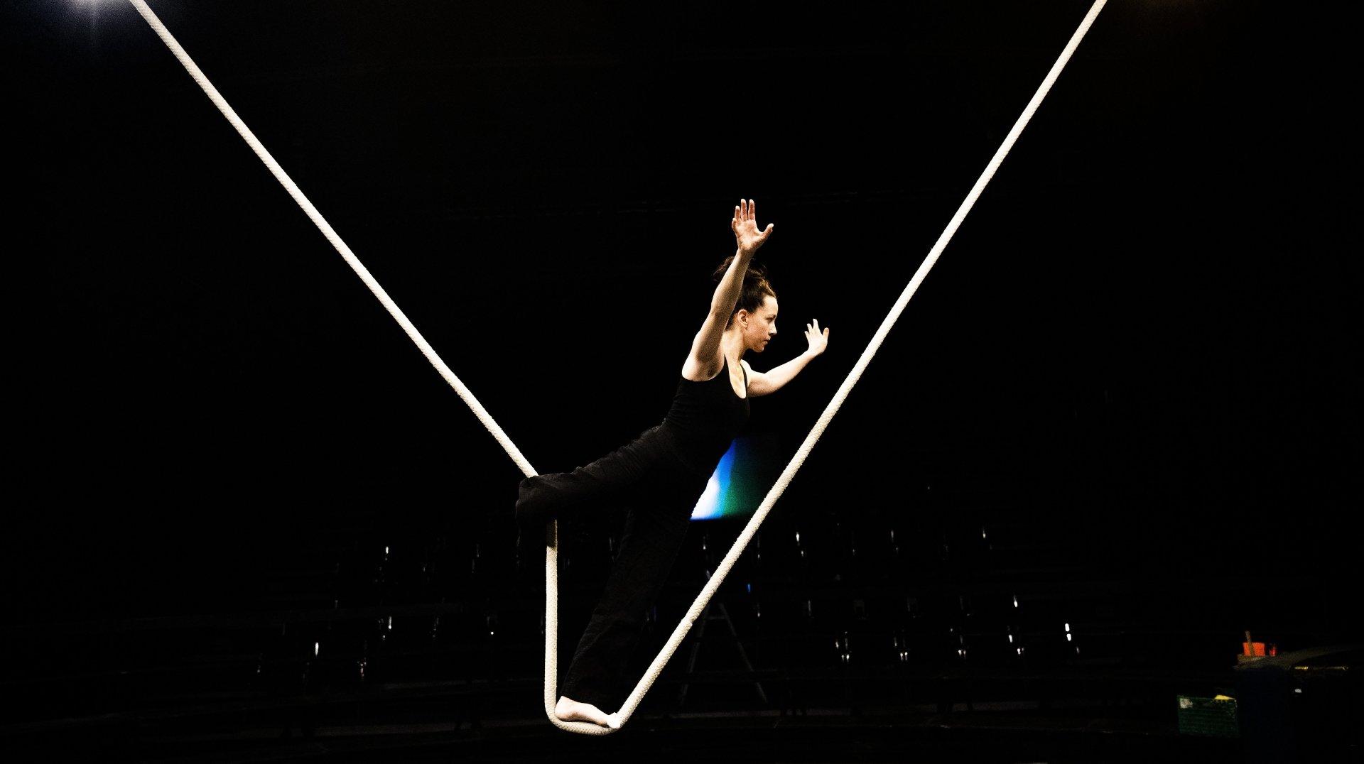 La crème du cirque contemporain en démonstration à Sierre