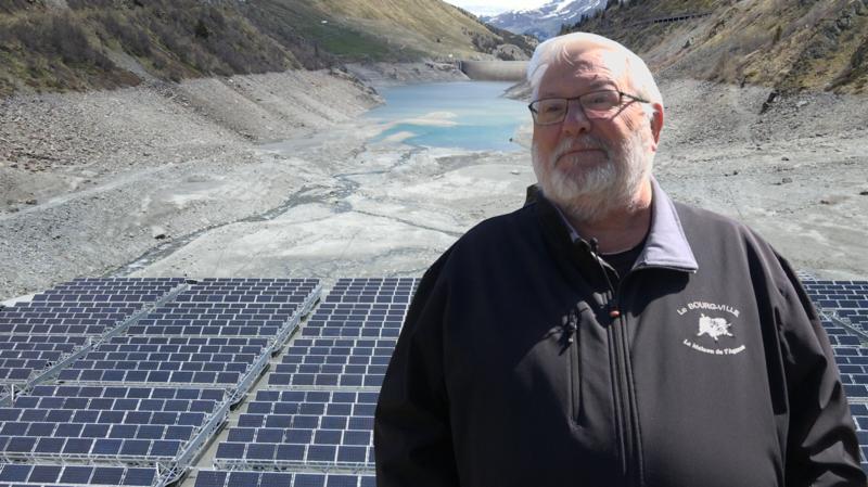 Au cœur des monstres de béton (3/5): le barrage des Toules, où hydroélectricité et énergie solaire se donnent la main