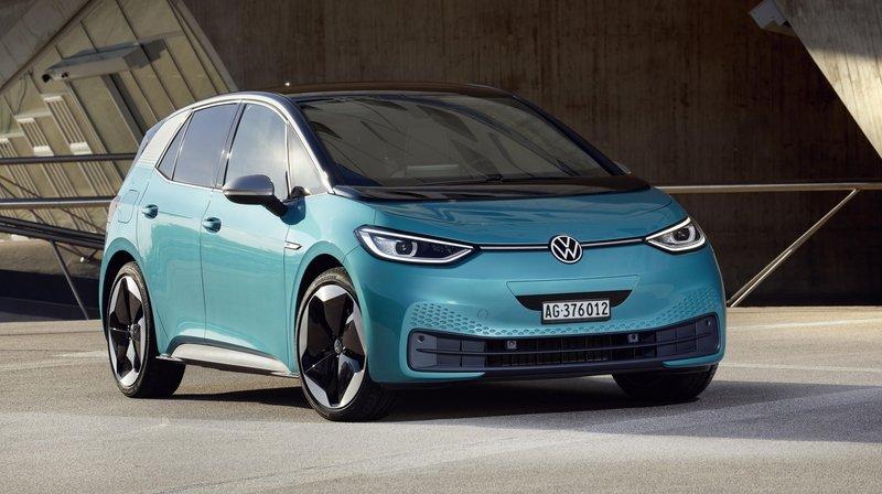 Automobile: la Golf de l'ère électrique