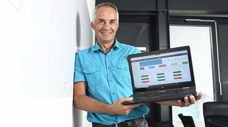 Sion: une société informatique met le paquet pour accélérer le traitement des aides Covid
