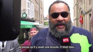 L'humoriste Dieudonné condamné à Genève