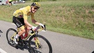 Cyclisme: «La baisse de régime de Pogacar dans le Ventoux est intéressante», estime Raphaël Faiss