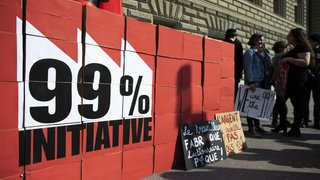 Votations du 26 septembre: le comité des jeunes contre l'«initiative 99%» lance sa campagne