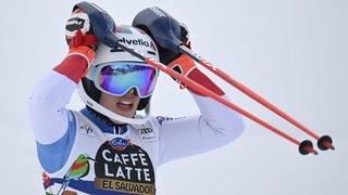 Ski alpin: Michelle Gisin diagnostiquée avec une forme de mononucléose
