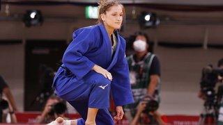 JO 2021 - Judo: pas de médaille pour la Suissesse Fabienne Kocher