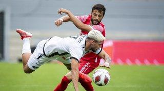 Super League: le FC Sion déçoit à Tourbillon contre Servette