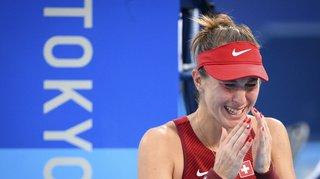 JO 2021 - Tennis: Belinda Bencic est en finale du tournoi olympique, nouvelle médaille assurée pour la Suisse