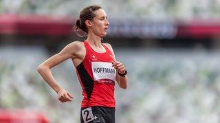 JO 2021 - Athlétisme: Lore Hoffmann manque la finale d'un rien sur 800 m