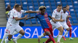 Super League: le FC Sion reçoit une leçon de football à Bâle