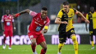 Super League: le FC Sion réagit et bat les Young Boys de Berne