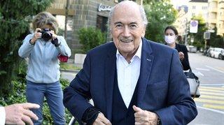 Affaire Fifa: Sepp Blatter auditionné par le MPC