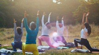 Yoga du dimanche avec Sophie