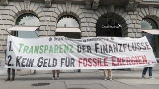 «Credit Suisse:  un choix symbolique»