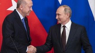 Afghanistan: le tandem russo-turc comble le vide