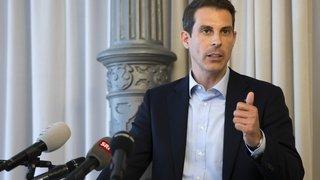 Présidence du PLR: «Il faudra trouver des positions communes», assure Thierry Burkart