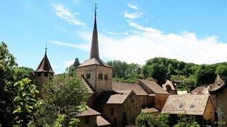Plongez en plein Moyen-Âge en visitant l'abbatiale de Romainmôtier