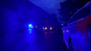 Un accident mortel sur la route de Ravoire