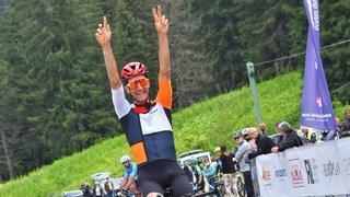 Cyclisme: Raphaël Addy creuse des écarts toujours plus importants