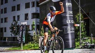 Cyclisme: Raphaël Addy a pris sa revanche sur Marcel Wyss