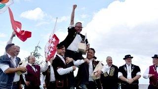 Final en apothéose pour le Festival de cor des Alpes de Nendaz