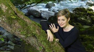 Béatrice Berrut: «Dans les gorges de la Vièze, on se croirait dans une forêt tropicale»