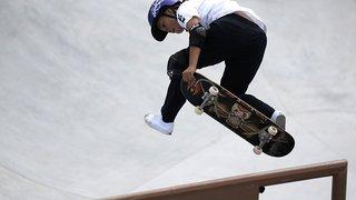 JO 2021 – Skateboard: Sakura Yosozumi, première championne olympique de park