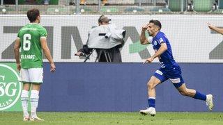 Football – Super League: 2-2 entre Saint-Gall et Lucerne