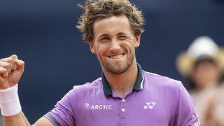 Tennis: Casper Ruud remporte le Swiss Open de Gstaad