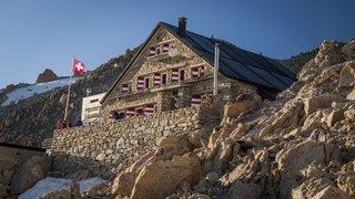 Coup de neuf à 2,8 millions pour le bâtiment historique de la cabane du Trient